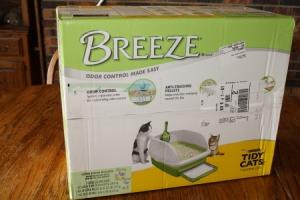 At Buffalo Creek Farms we use the breeze system for all of our adults and new babies.